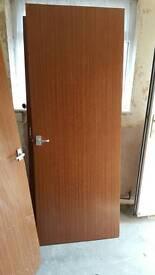 7 Second hand doors £30 the lot