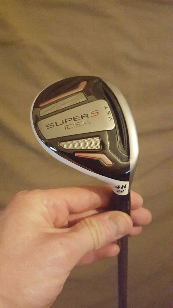 ADAMS IDEA SUPER S 4 HYBRID GOLF CLUB REGULAR MATRIX SHAFT BARGAIN