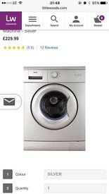 Brand new Washing Machine. Never been used.