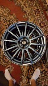 Ford 18 inch alloy wheels....