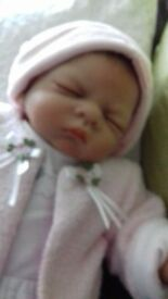 REBORN BABY DOLL - SWEET DREAMS BELLA
