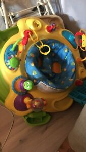 Bright starts infant exersaucer