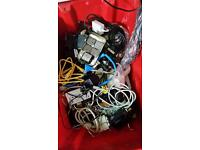 Loads of pc spares, heatsinks cpu ram cards cables motherboard etc