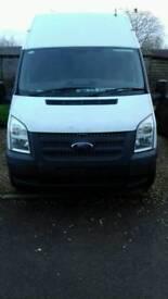 2012 Ford Transit Panel Van Mk4 2.2FWD TDCi 350 MWB High Roof 3 Dr