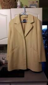 Three quater comphy coat