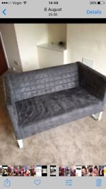 Grey sofa good condition