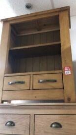 2 bottom drawer bookcase