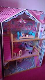 DOLLS HOUSE MANSION