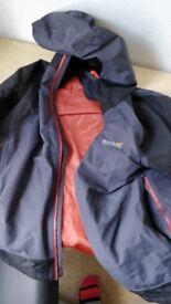 Regatta XL jacket with small tear
