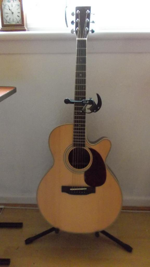 Legacy Acoustic Guitar With Electric Pickup In Dundee Gumtree
