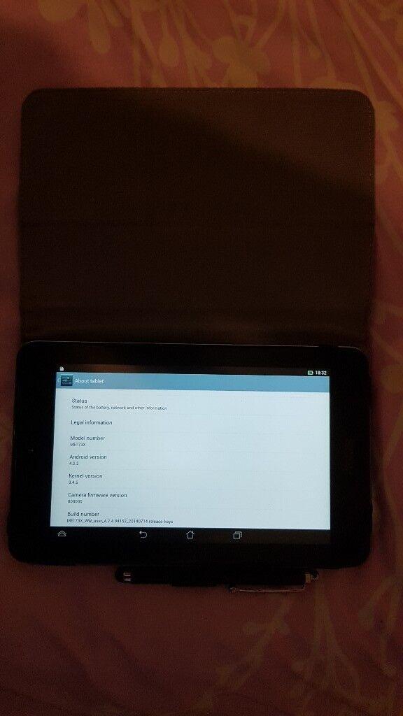 ASUS MeMO Pad HD 7 ME173X 8GB, Wi-Fi, 7inch - White | in Sherwood,  Nottinghamshire | Gumtree