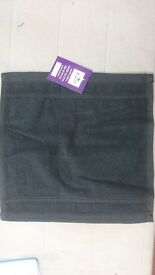 Navy 30x30cm Face Cloths. 100% cotton. *12 in pack*
