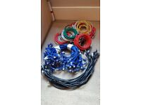 Cat 6 & Cat 6A ethernet cables. Patchsee brand and 3M.