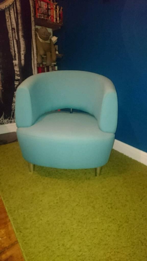 Amazing Retro Fabric Chair