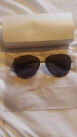Gucci sunglasses genuine. With a replacement case