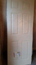 6 panel Internal fire door (FD30)