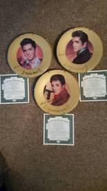 Elvis presley plated