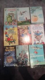 9 books. Childrens story books bundle 3 by Roald Dahl and 1 Enid Blyton