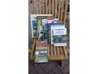 Six or more fishing books