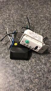 Ceiling Fan Remote Kit (universal)