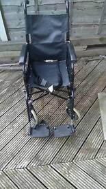 Invacare Ben 9+ Transport Wheelchair