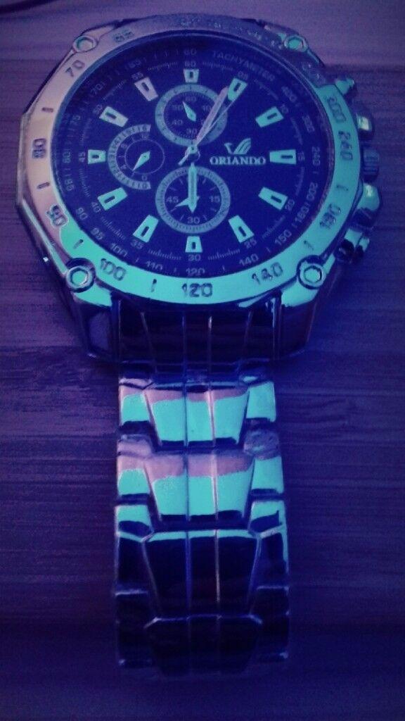Brand new Orlando Watch