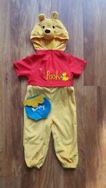 Winnie The Pooh Costume 1-2 year