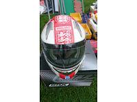 Box England Crash Helmet M