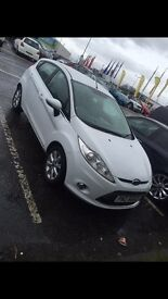 2011 Ford Fiesta 1.4 TDCi [70] Zetec 5 Door