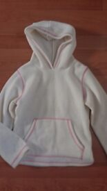 New Childrens Warm Hoodie Jumper for 7-8 years