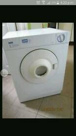 Creda 3kg vented tumble dryer. Can deliver