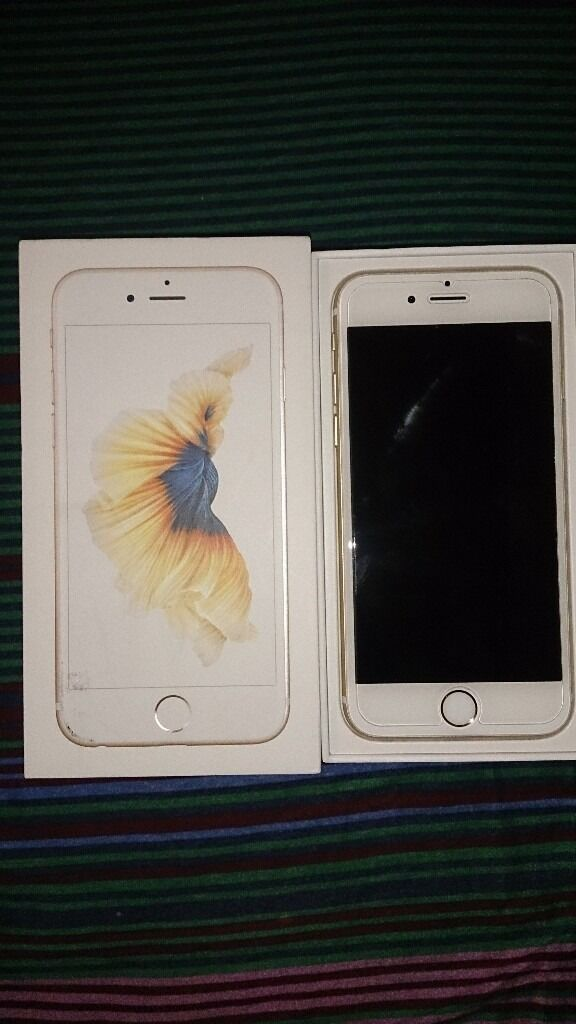 iPhone 6S Gold 64GB Unlockedin Dagenham, LondonGumtree - iPhone 6S Gold 64GB (Excellent condition) Unlocked with 10 months apple warranty Im selling my iPhone 6S Gold 64GB because i intend on buying an iPhone 7 128GB variant. The iPhone itself is in excellent condition as can be seen in the photos. It has...