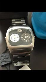 Men's D & G Watch
