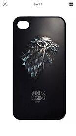 Game of thrones phone case