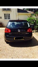Volkswagen Golf 2.0L TDI BLACK