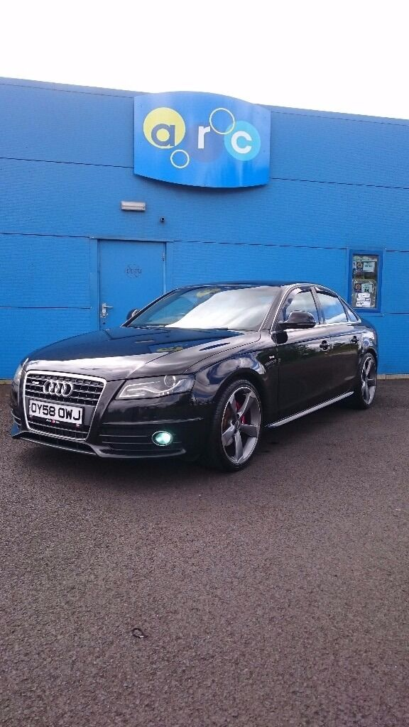 2008 A4 B8 Sline Fully Loaded