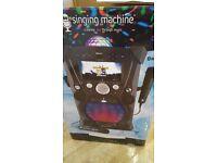 Karaoke Singing Machine SDL9035 Carnaval Karaoke - RPP £250