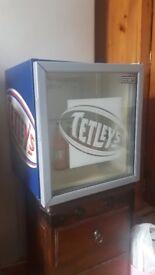 Mini fridge (Tetleys)