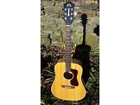 Guild G37-BLD - 1978 - Made in USA - Acoustic guitar - Arched back - Gibson pick FANTASTIC CONDITION
