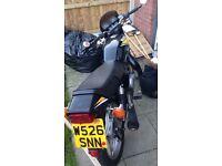 W reg Suzuki gs 125cc