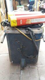 old ark welder