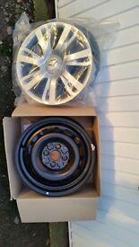 Mazda 2 Steel Wheels