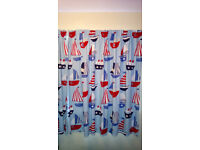 Childrens John Lewis blackout curtains