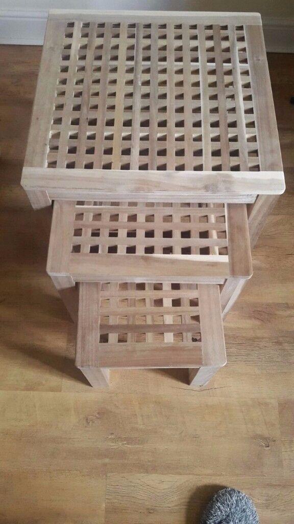 Nest Tables 3s Set