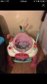 Minnie baby gym