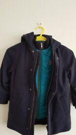 Boys Paul Smith coat aged 6