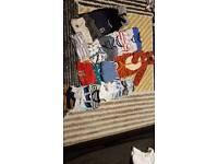 Big bundle of boys clothes