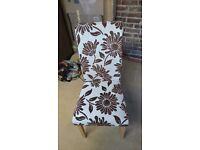 Dining Chairs x 8 VGC