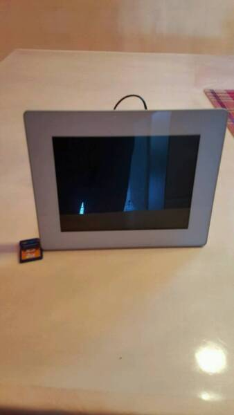 digitaler fotorahmen von agfa in bayern regen digitalkamera zubeh r gebraucht kaufen. Black Bedroom Furniture Sets. Home Design Ideas