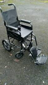 Children's wheel chair
